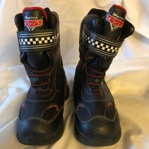 """Boys winter boots """"Cars"""""""